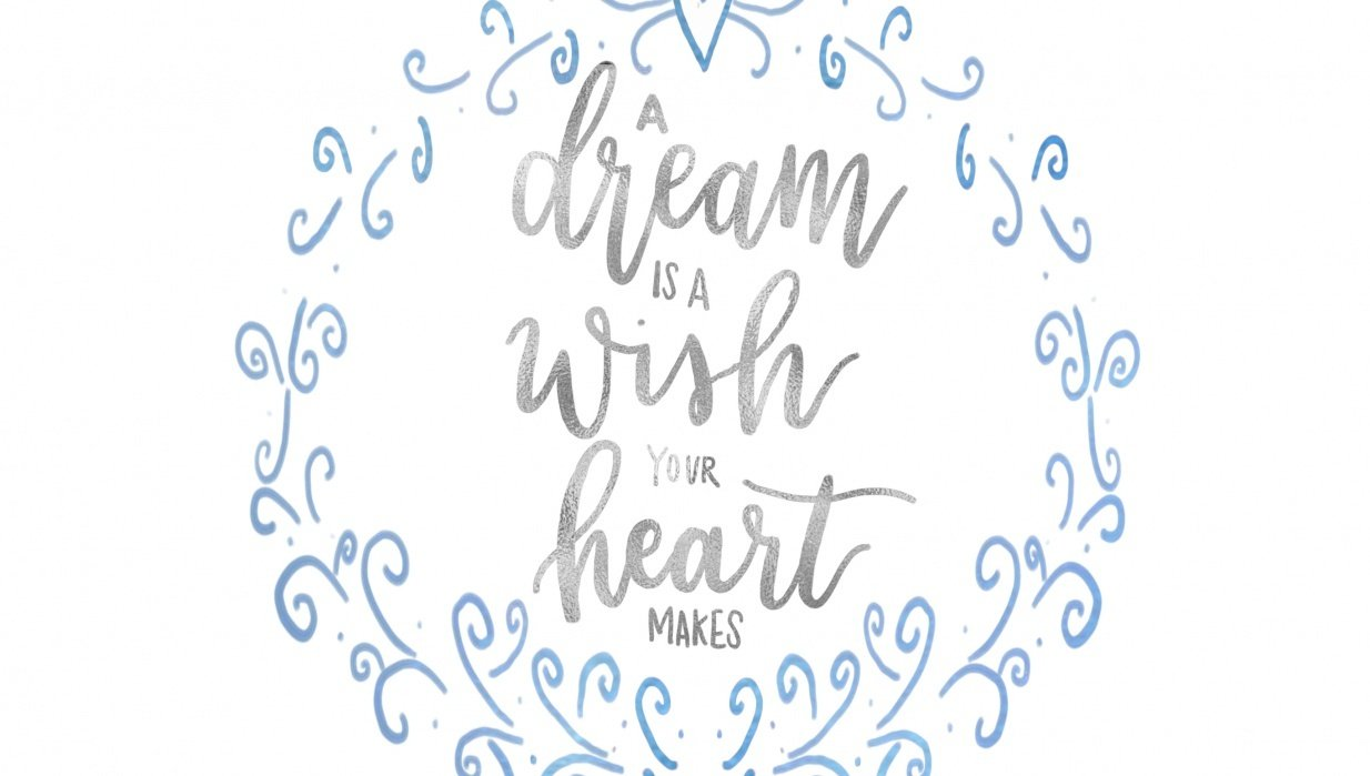 A Dream is a Wish - student project