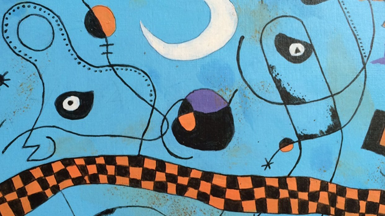 Miro Tells A Story - student project