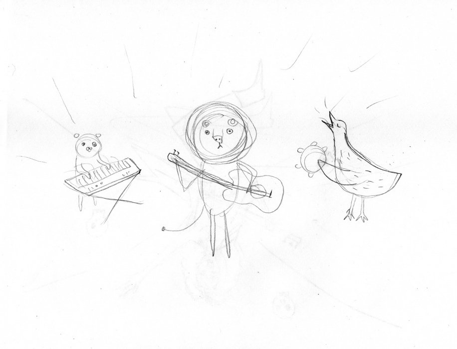 animal band - student project