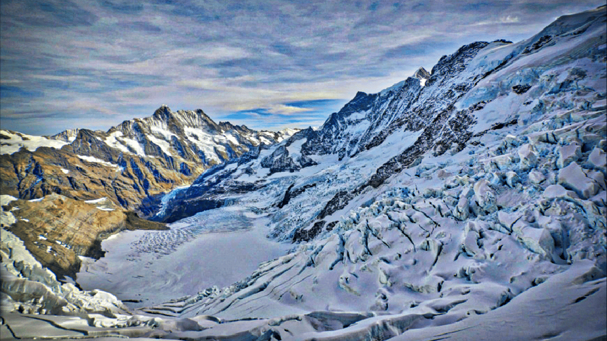 TItlis mountains - student project