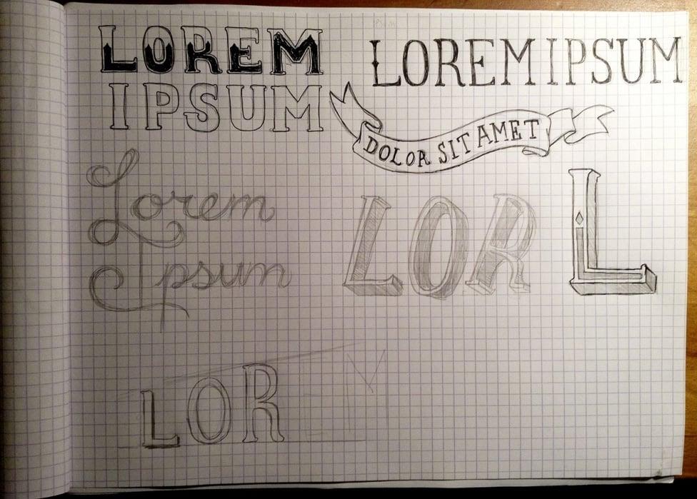 Lorem Ipsum - student project