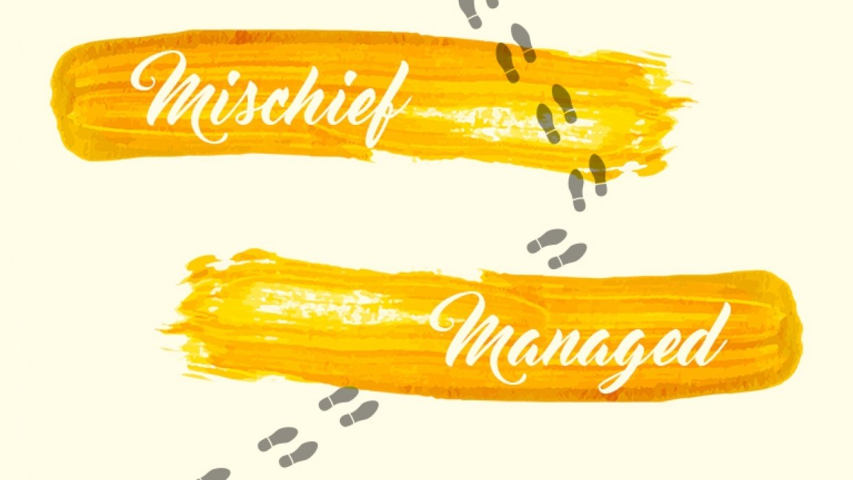 Mischief Managed - student project