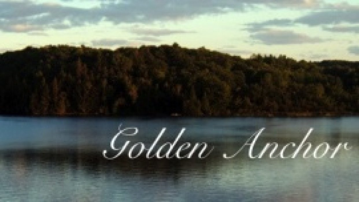 Golden Anchor Jewelry - student project