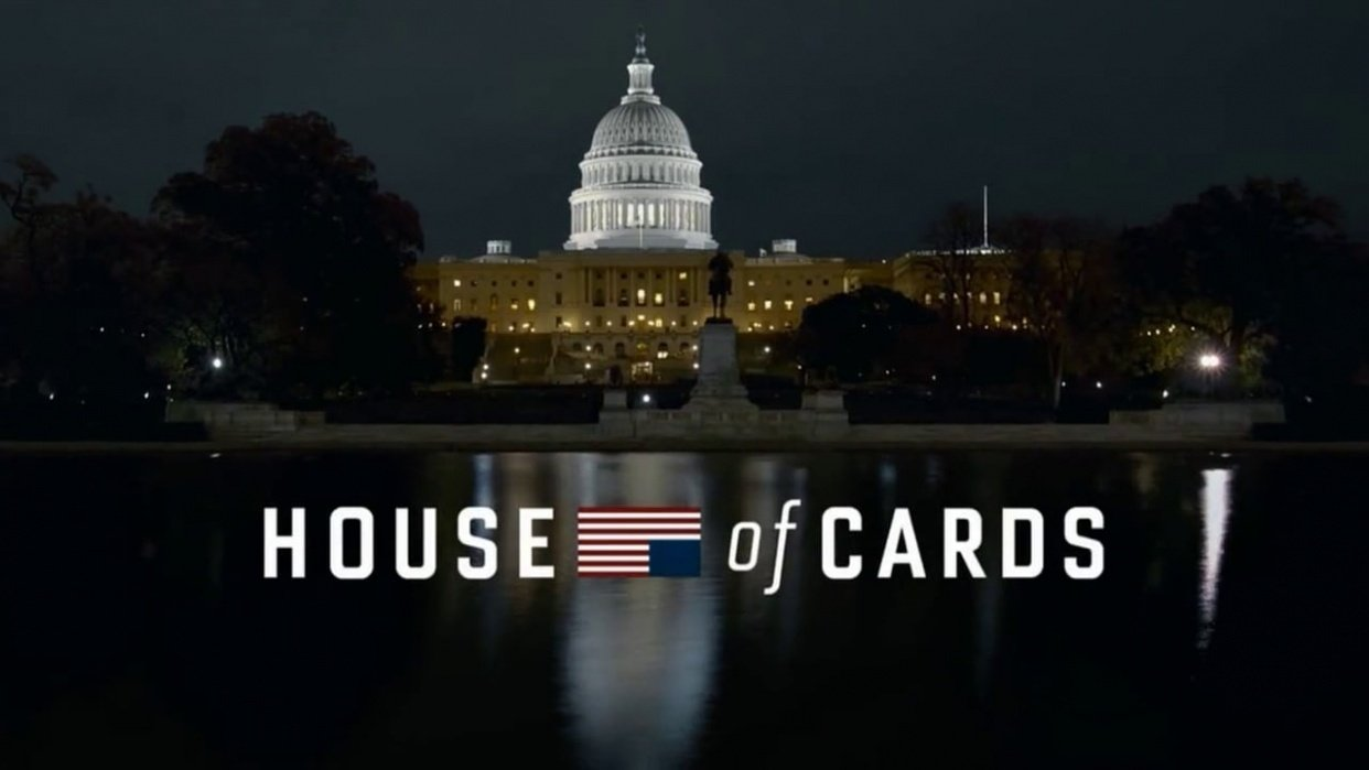 House of Cards Tut - student project