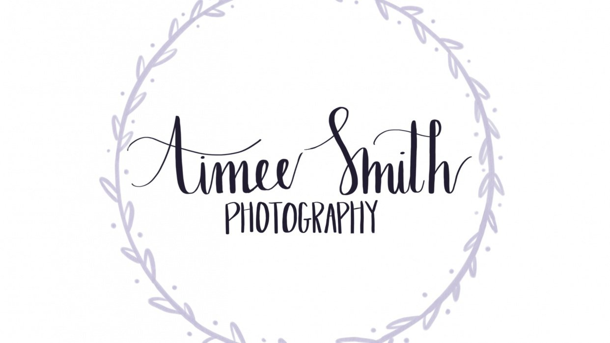 Branding for Aimee Smith Photography - student project
