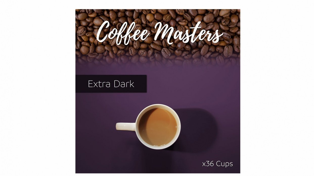 Coffee Flavors - student project