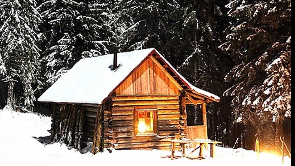 Winter adventures - student project