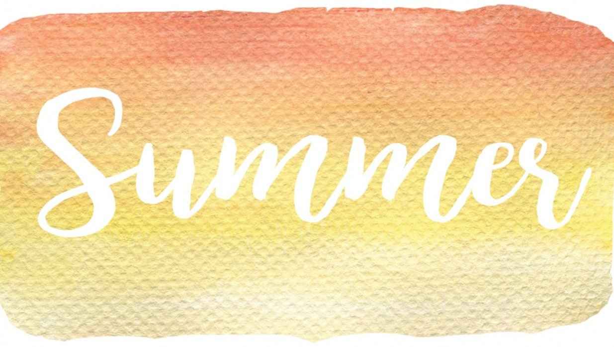 Summer is back - student project