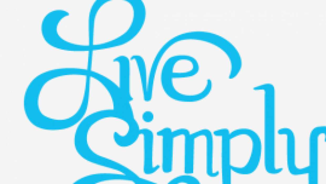 Live Simply - student project