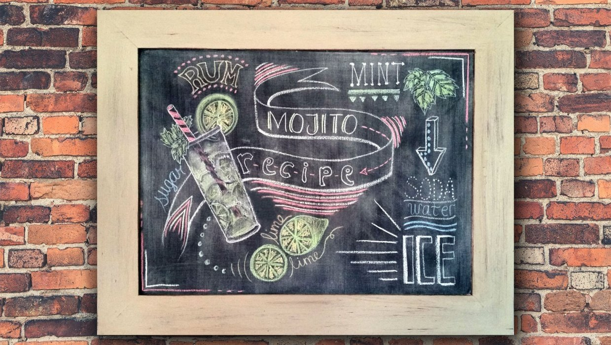 But first, MOJITO! - student project