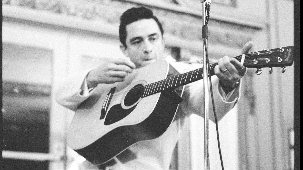 Johnny Cash - student project
