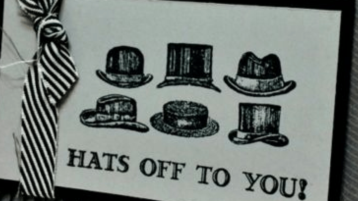Hats off to You! - student project
