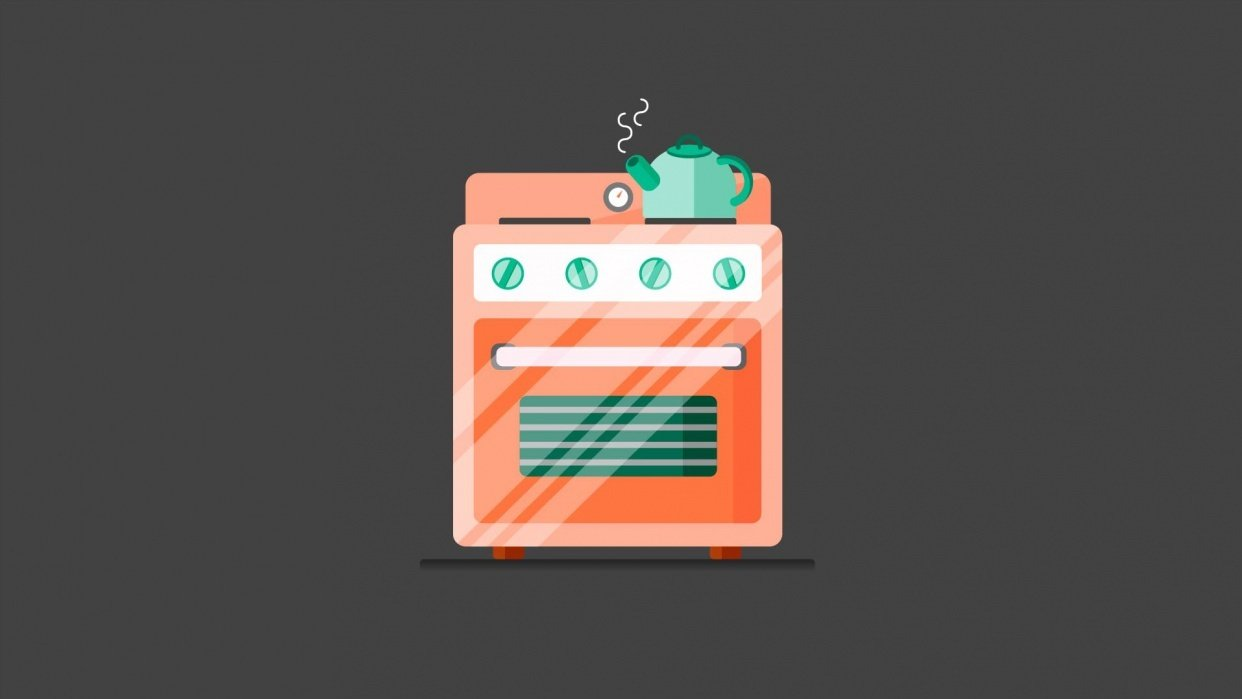 Stove - student project