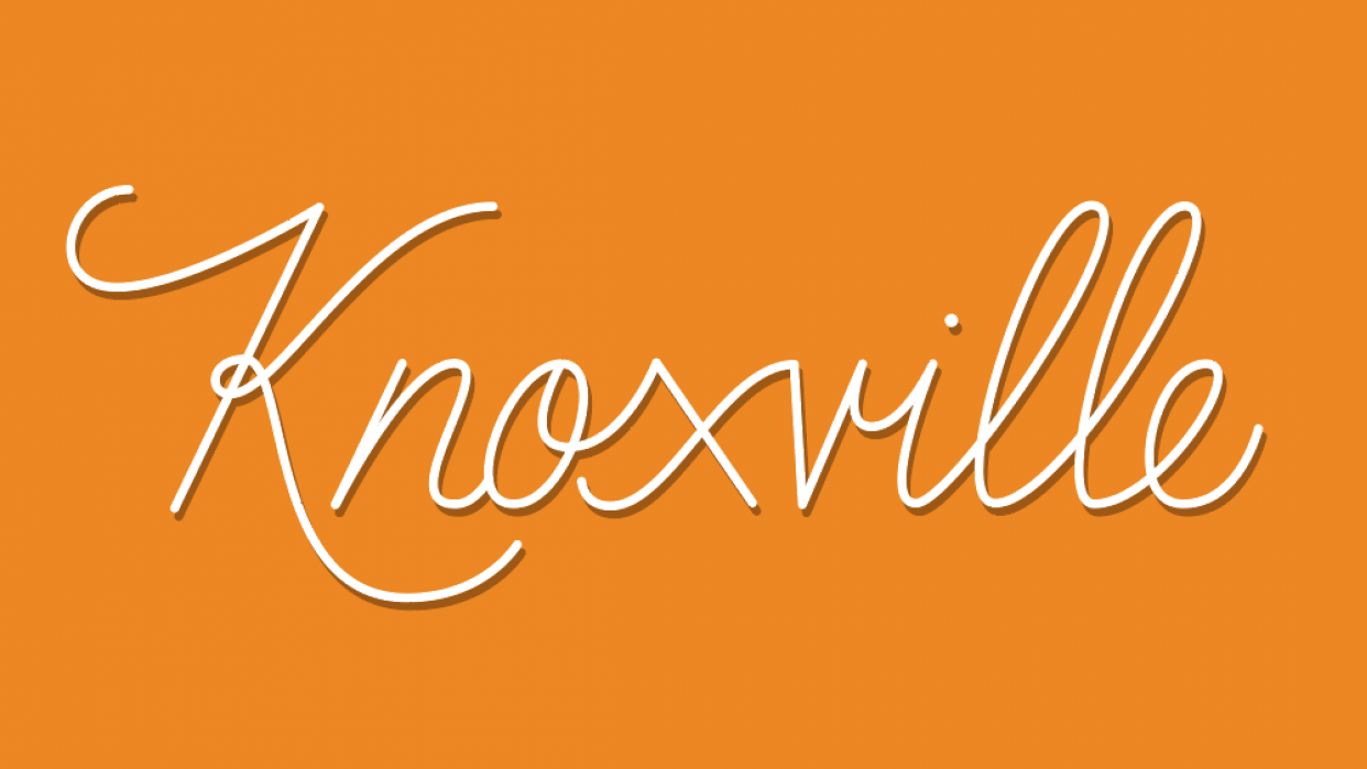Knoxville  - student project