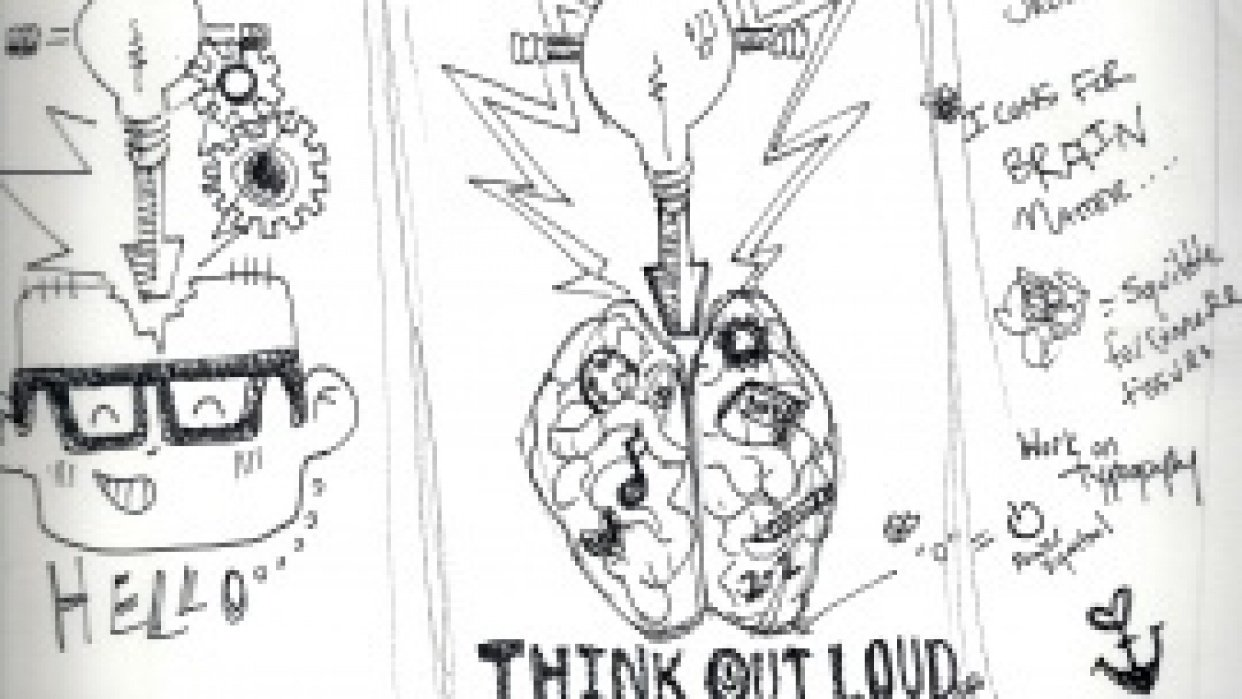 Think out LOUD. - student project