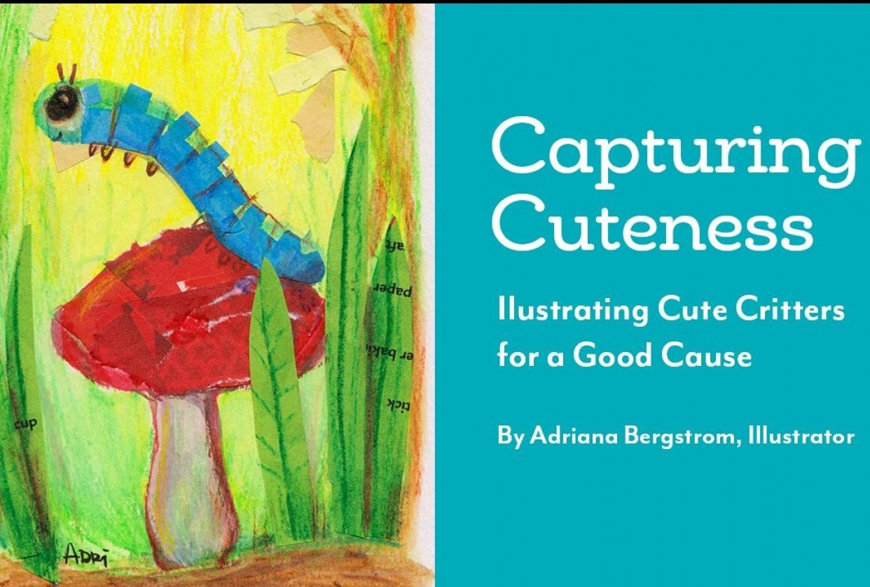Capturing Cuteness! How to Make Cute Critters - student project