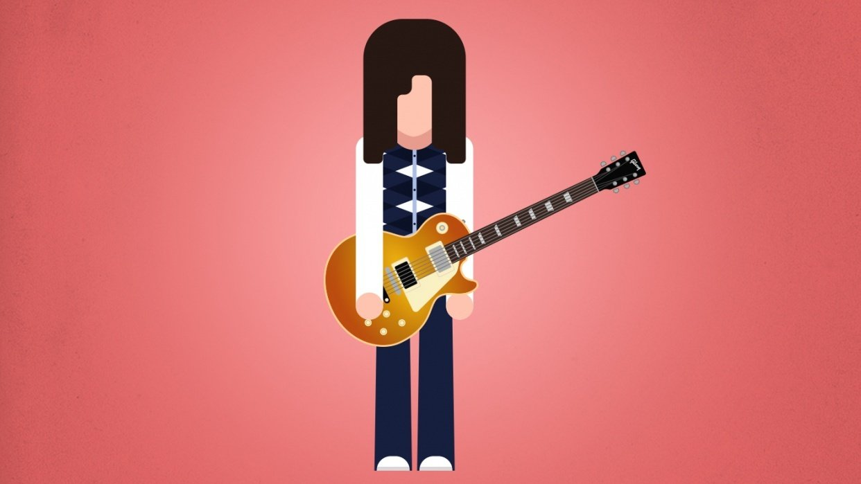Sir Jimmy of Page - student project