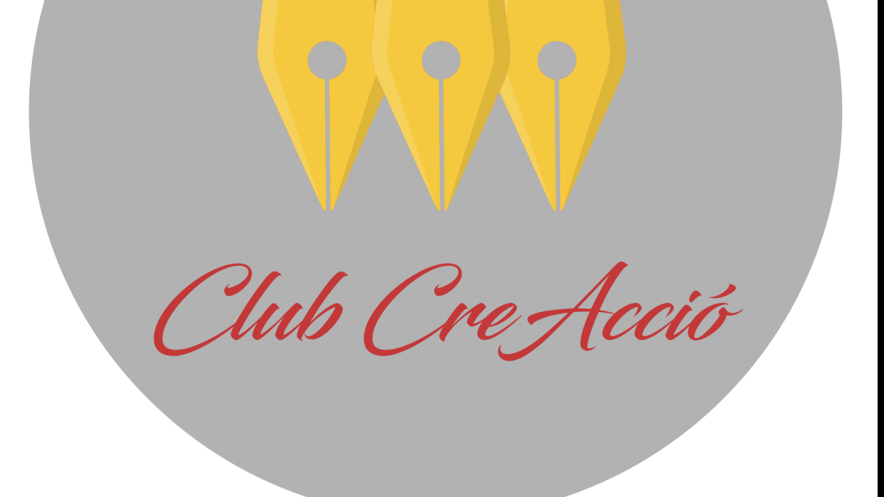 Logo for a writers' club - student project