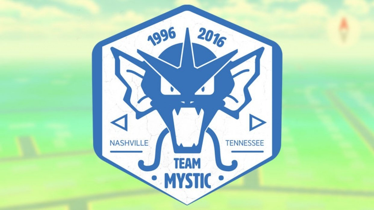 Team Mystic - Gyarados - student project