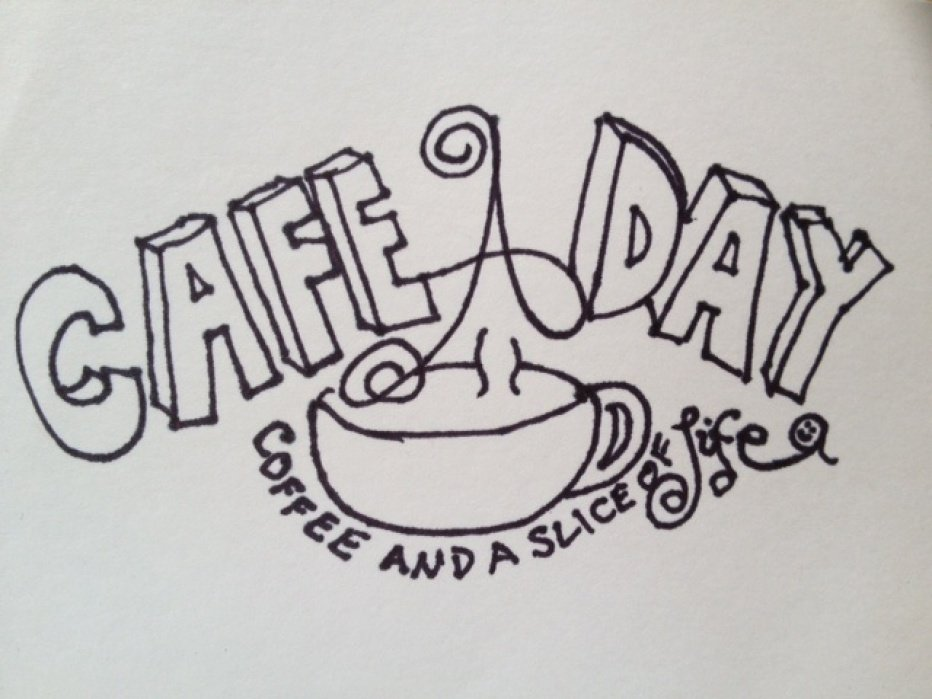 Cafe a Day - student project