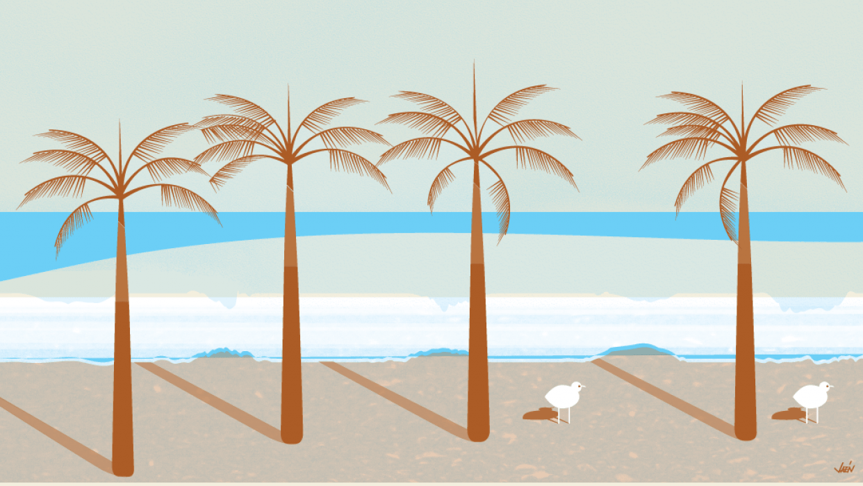Seaside View - student project