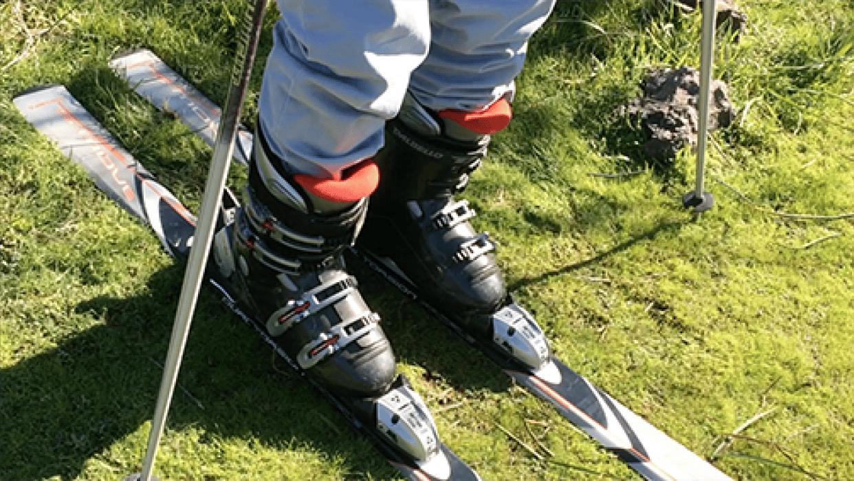 Downhill Ski - student project