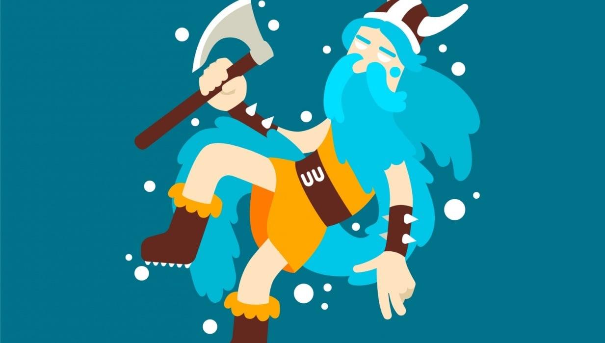 Viking of Glory - student project