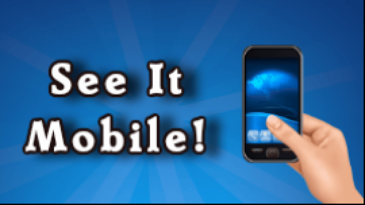 See It Mobile - student project