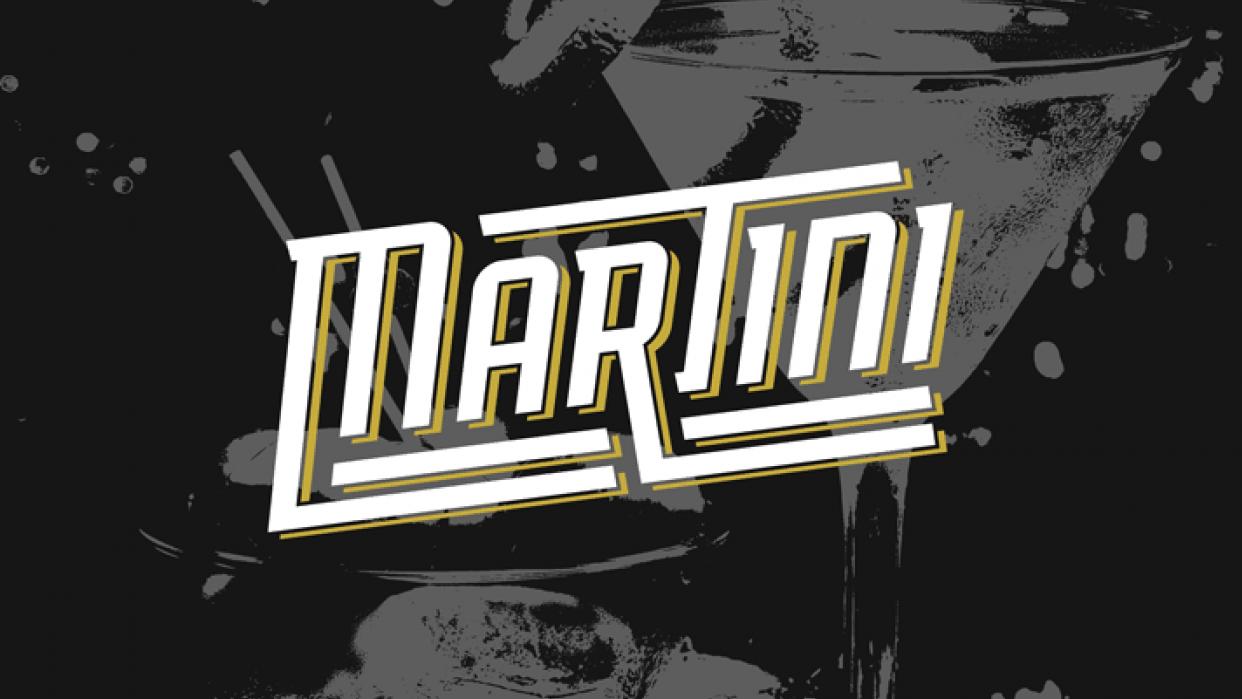 Martini Custom Piece - student project