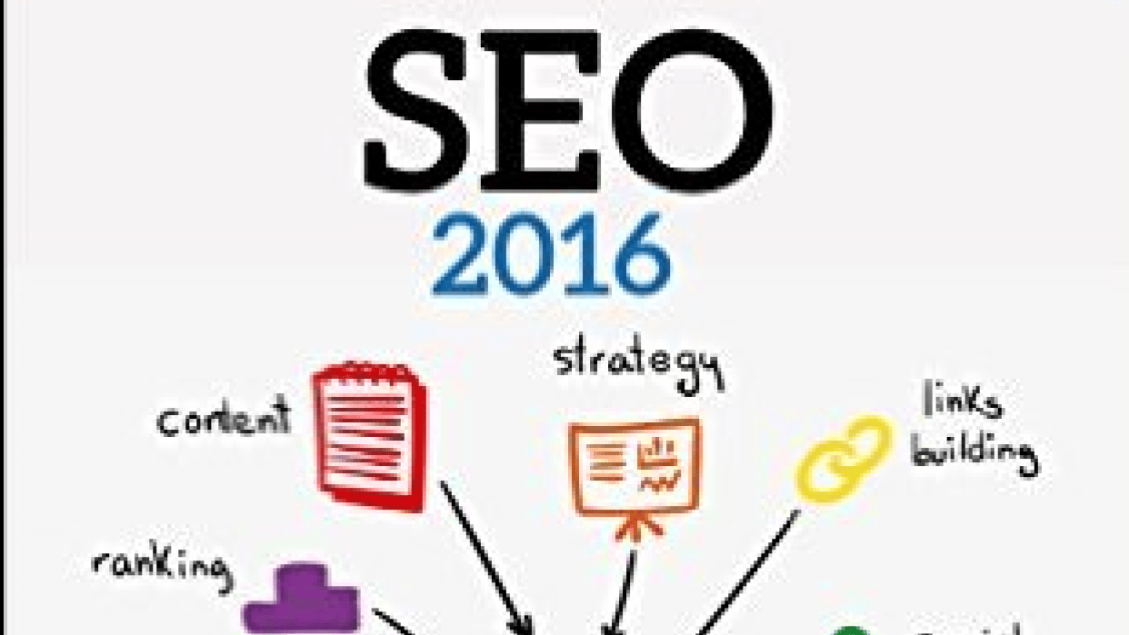 Best & Simple steps for SEO 2016 - student project