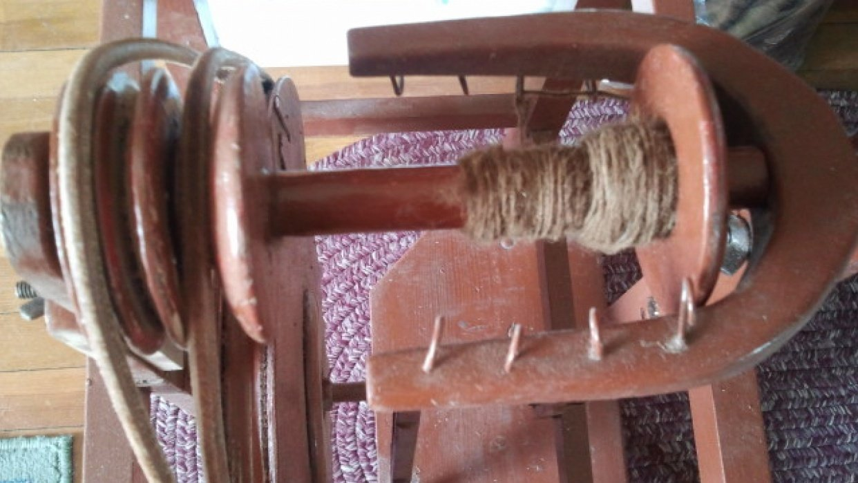 My Spinning Wheel - student project
