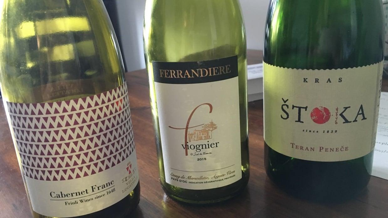 Wine wine wine - student project