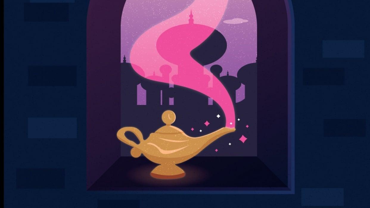 Aladdin - student project