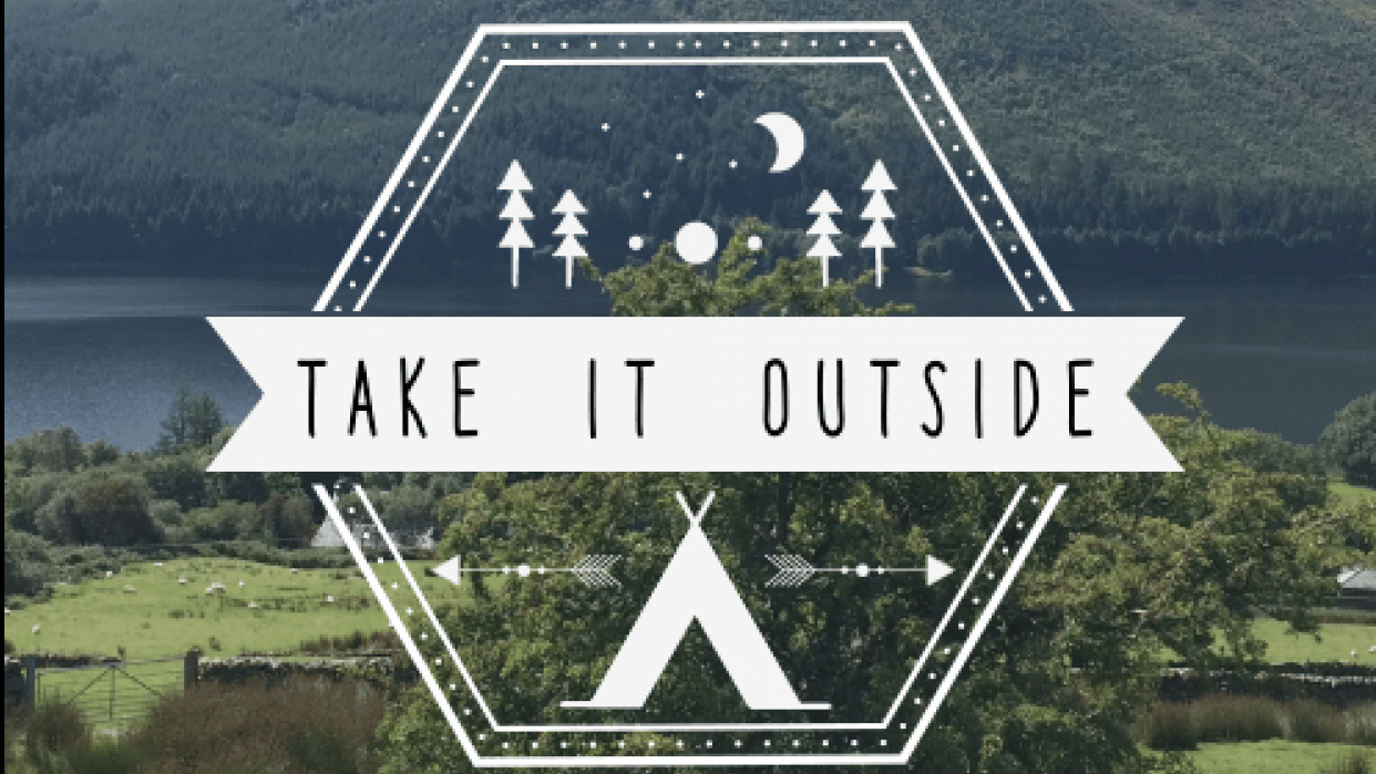 Take It Outside - student project