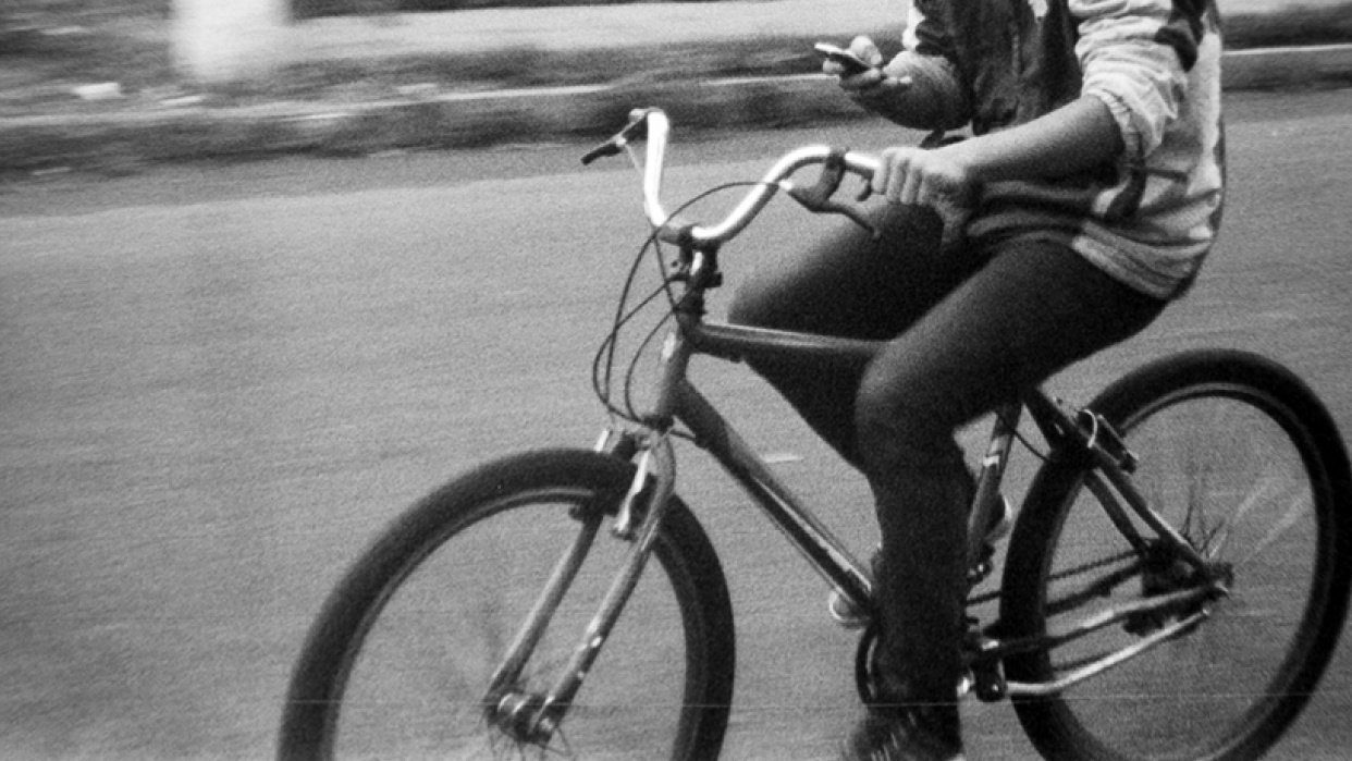 #ciclistamarginal - student project