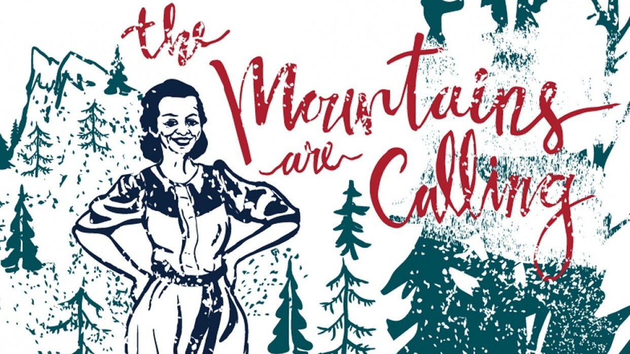 The Mountains Are Calling - student project