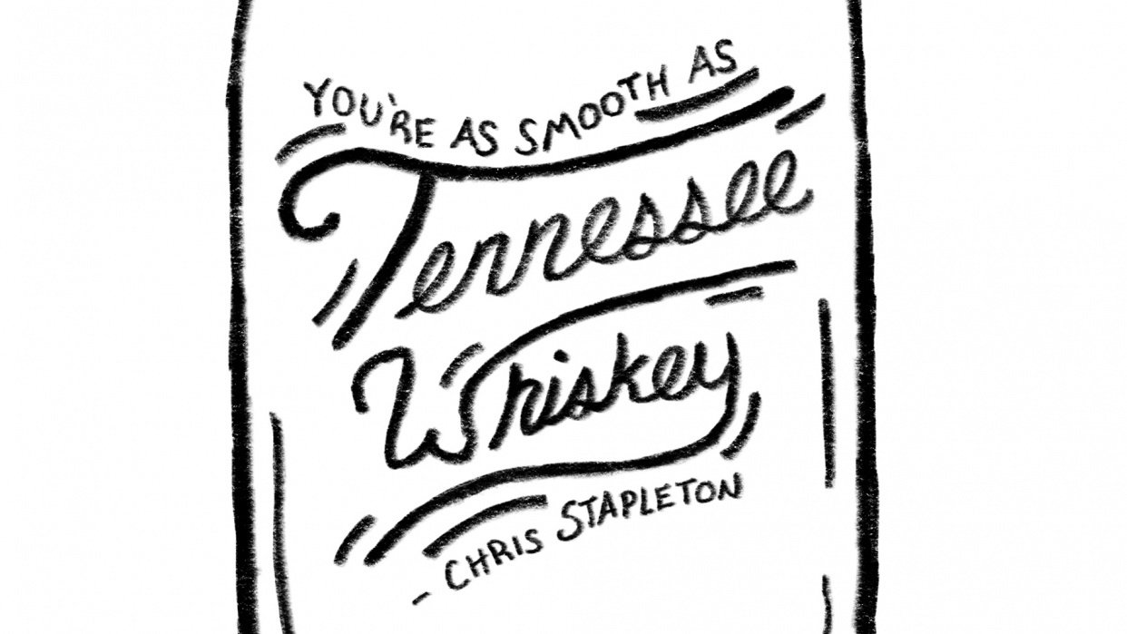 Tennessee Whiskey - student project