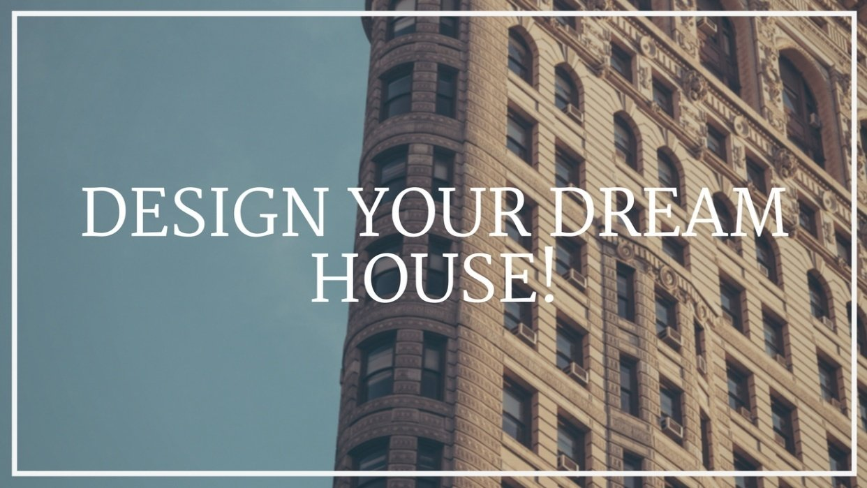 ENVISAGE YOUR DRAWING HOME SKILL - student project