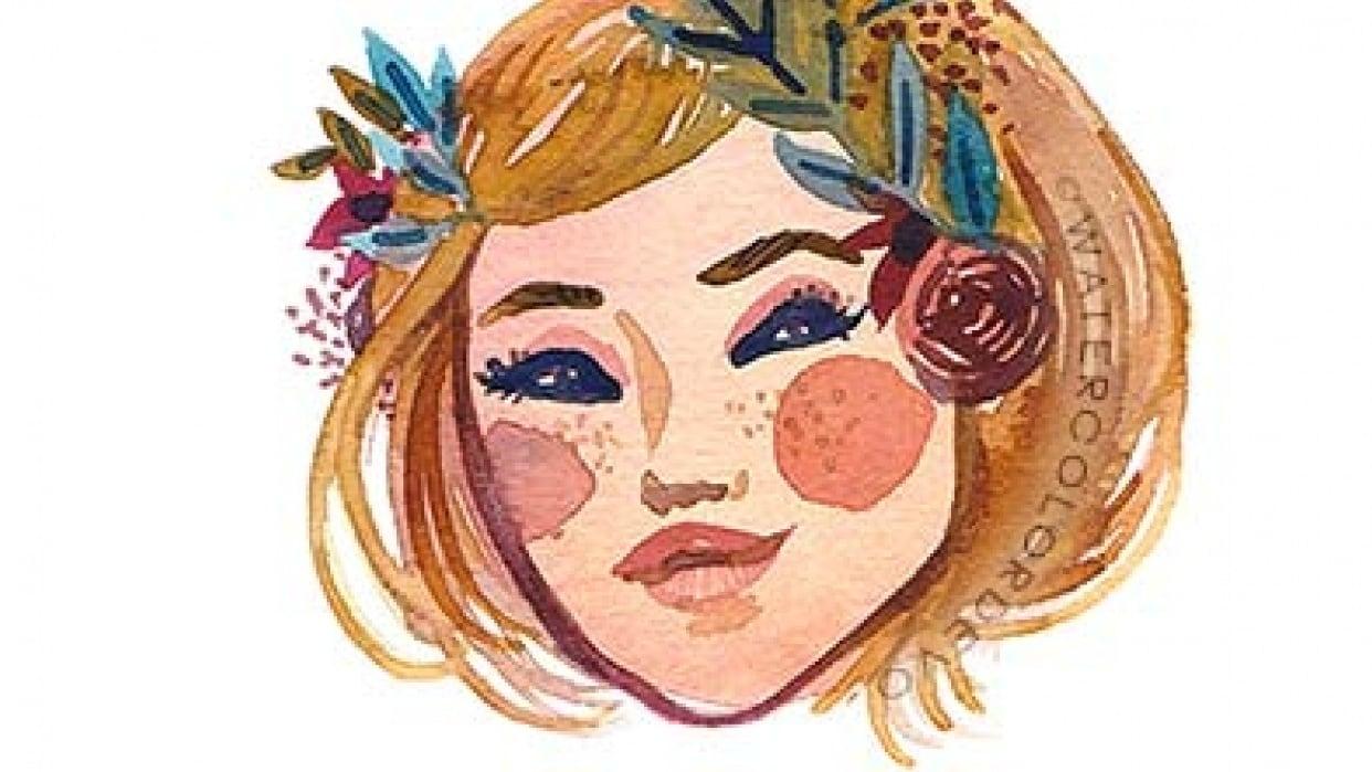 Expressive Little Faces {Teacher's Sample Project} - student project