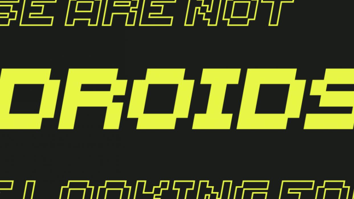 Droids - student project
