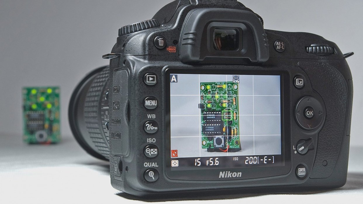 How to use your DSLR like a Pro - student project