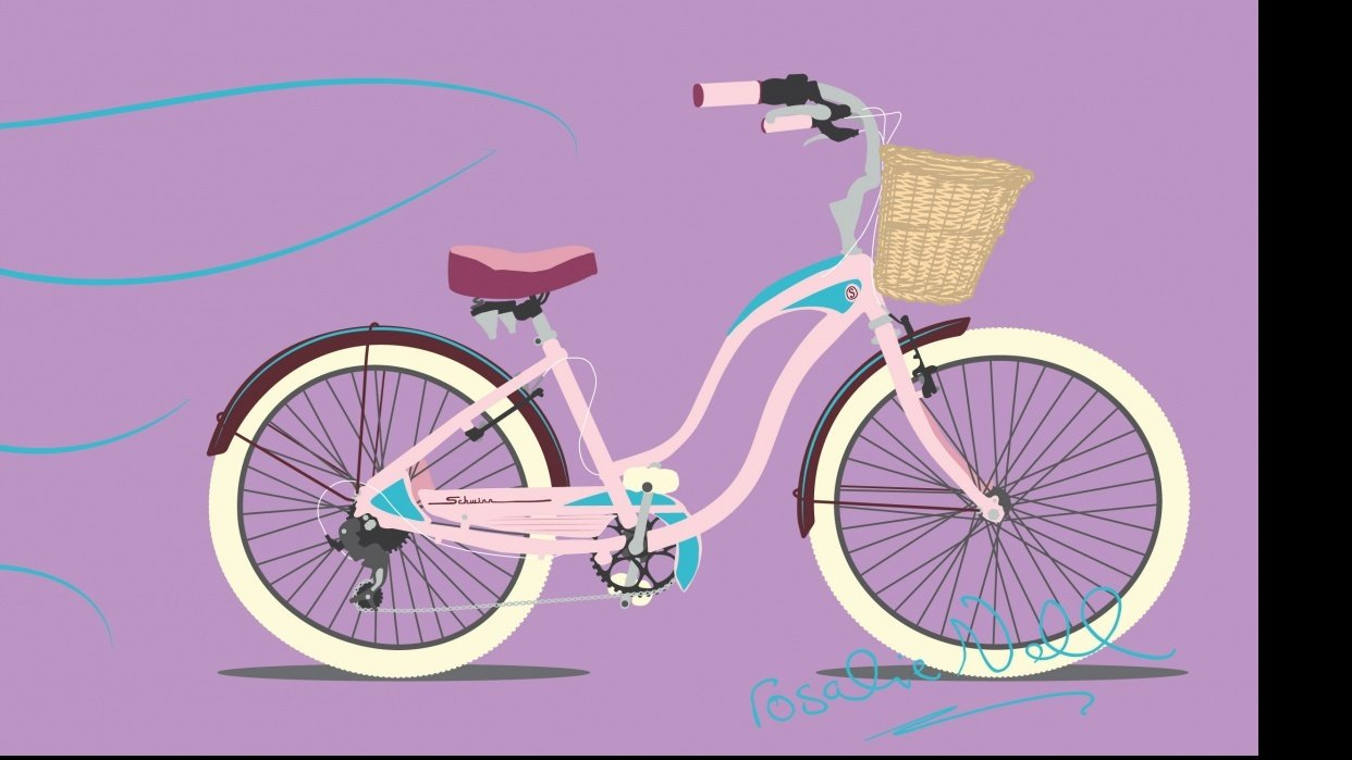 Pink Cruiser - student project