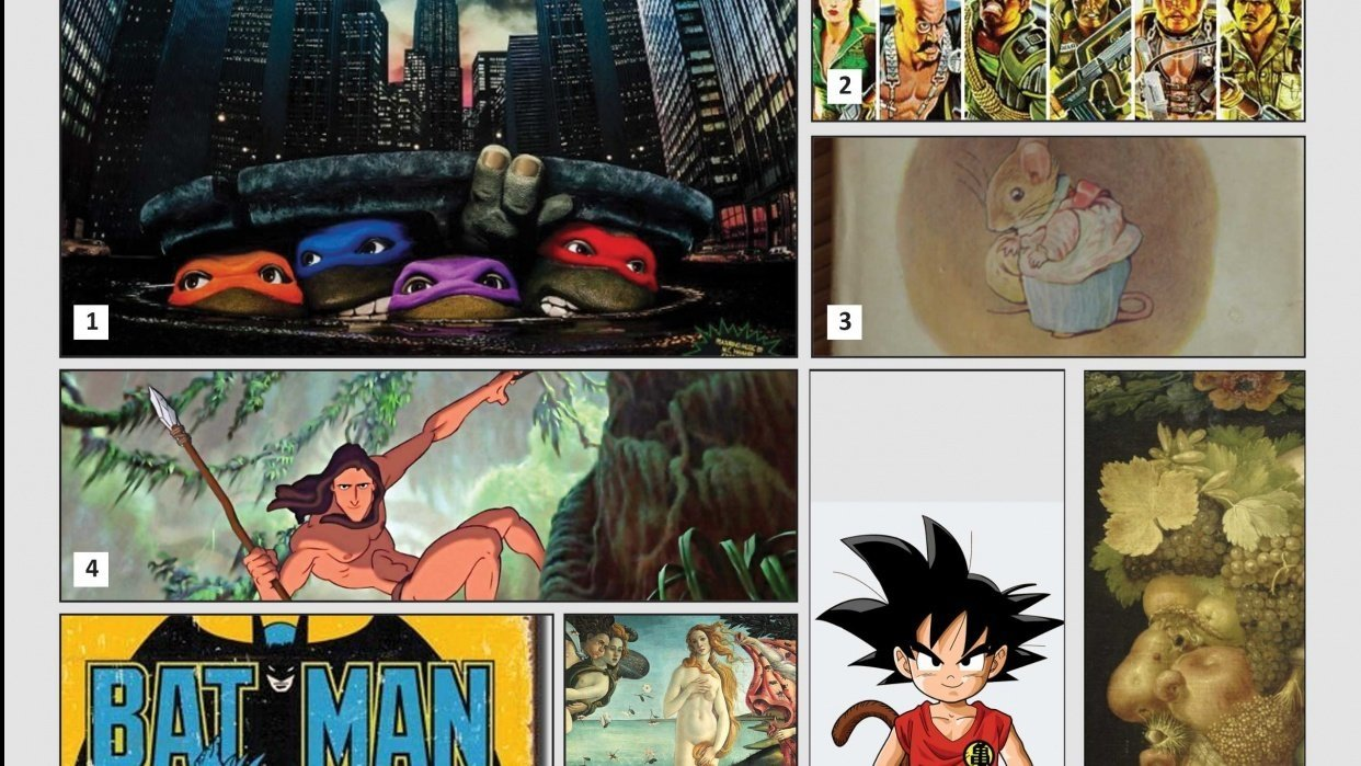 Influence map of Stephane Lauzon - student project