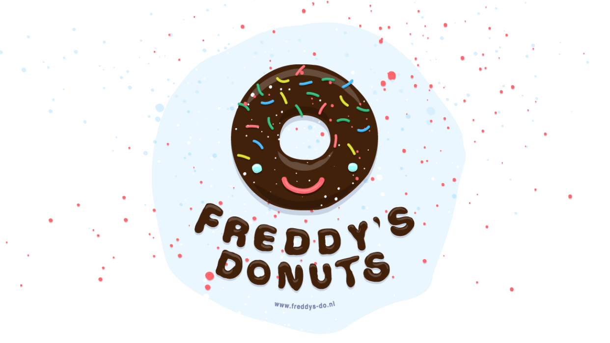 Freddy's Donuts - student project
