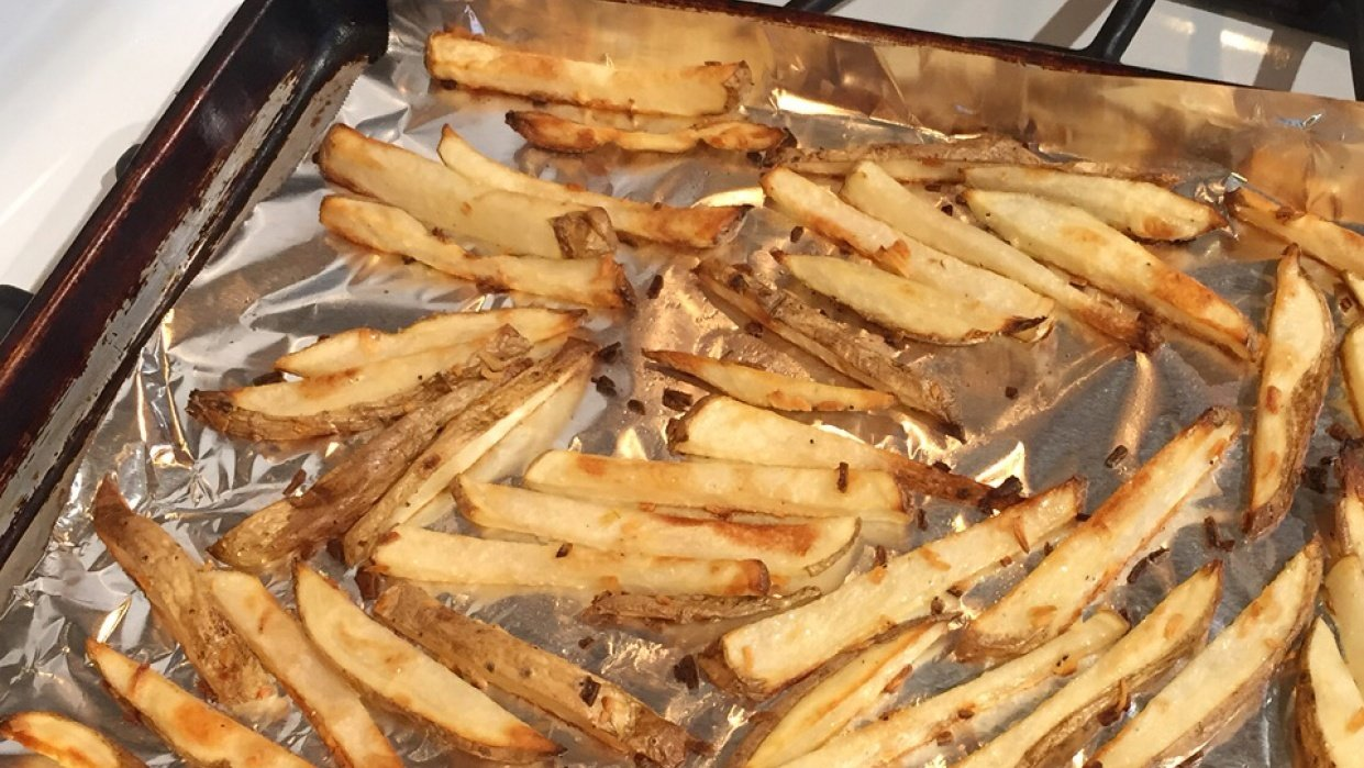 French Fry Test - student project