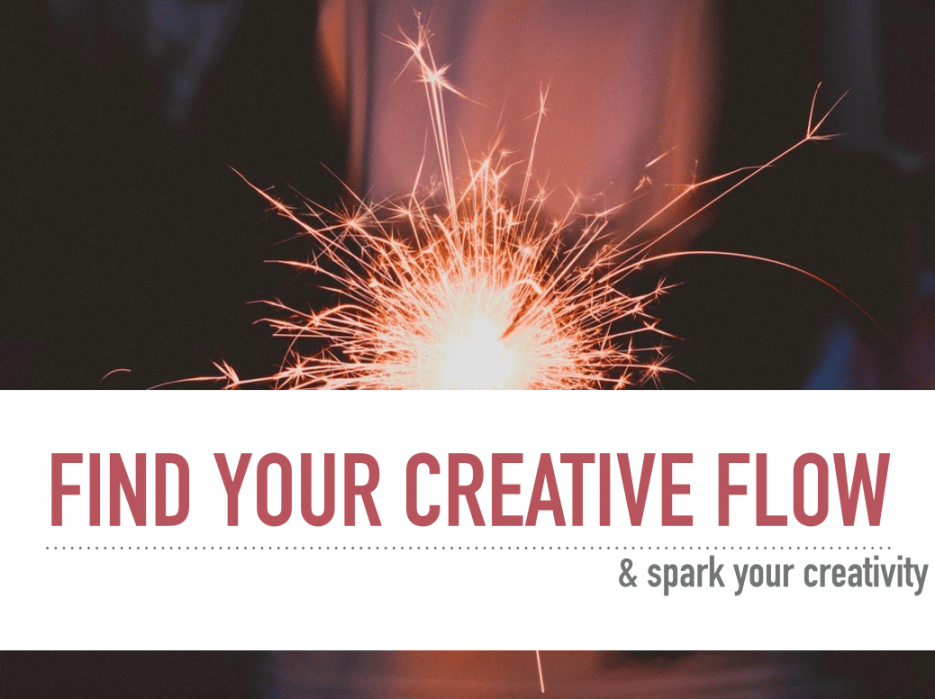 How to Find Your Creative Flow - student project