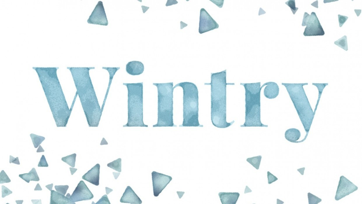 Wintry - student project