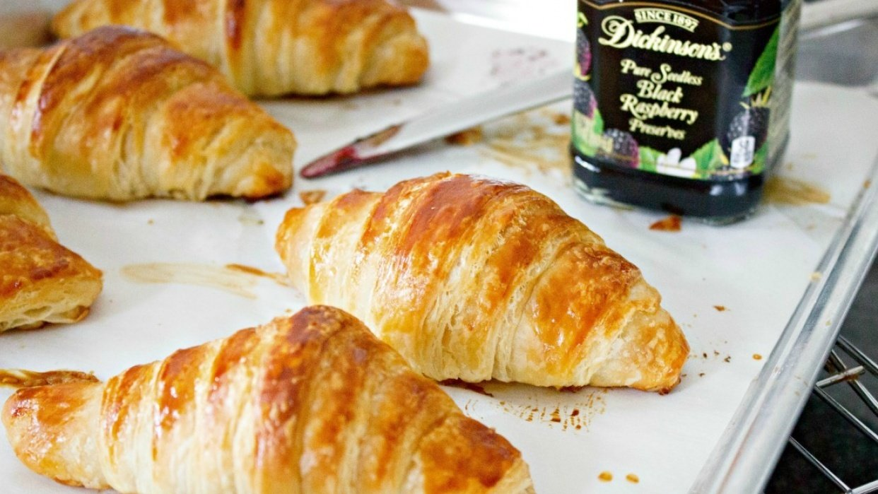 How to make butter croissants - class now published!! - student project