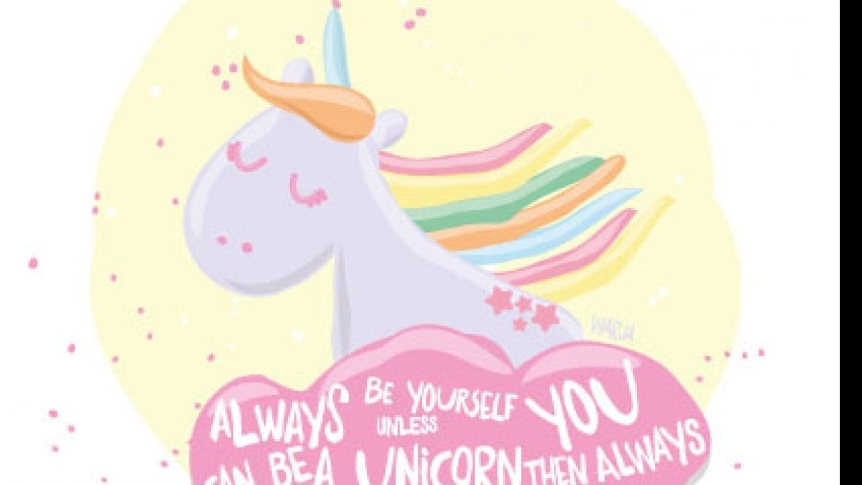 Magic Unicorn - student project