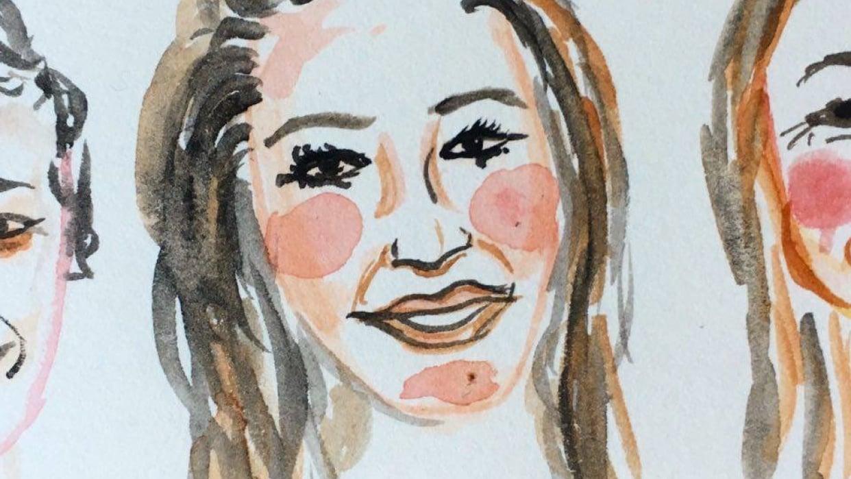 little faces! - student project